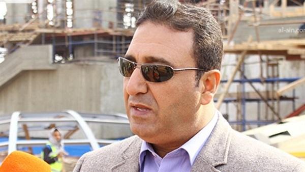 خالد الحسيني المتحدث باسم شركة العاصمة الإدارية