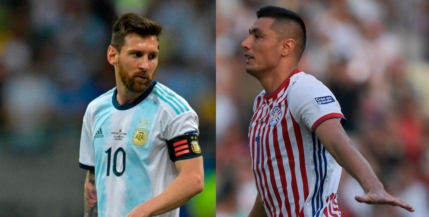 بث مباشر مباراة الأرجنتين وباراجواي اليوم الخميس 20   6   2019 كوبا أمريكا