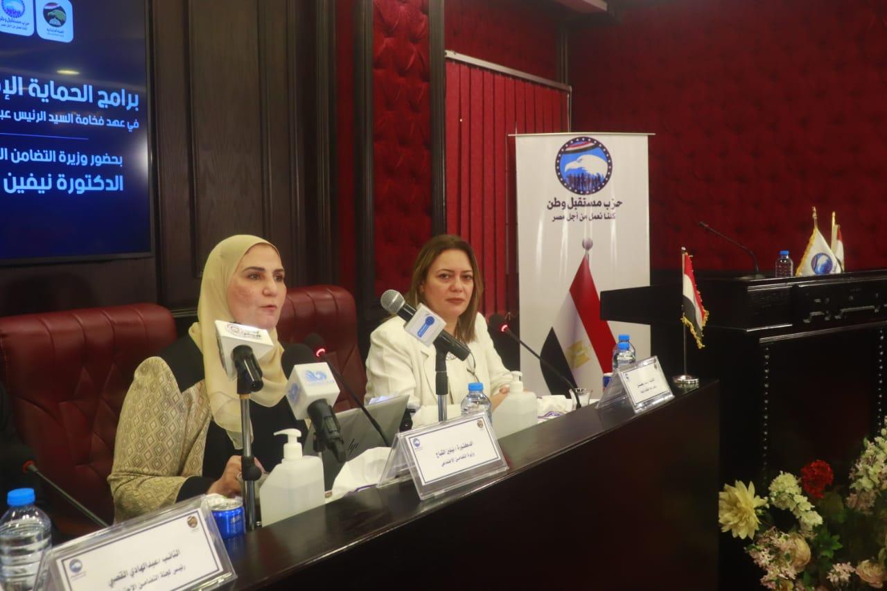 القباج: العمل الحزبي فى مصر شهد طفرة كبيرة خلال الفترة الأخيرة