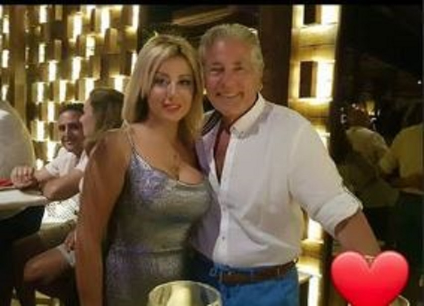 بفستان قصير   زوجة مصطفى فهمى تخطف الانظار على   انستجرام    صور