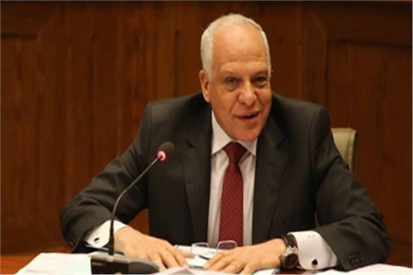 اللواء أحمد راشد، محافظ الجيزة