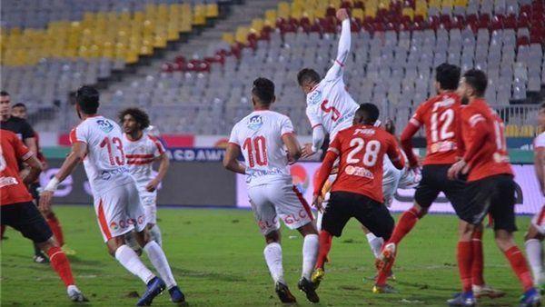 مباراة الأهلي والزمالك في بطولة كأس السوبر المصري