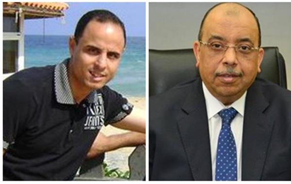 اللواء محمود شعراوى و فادى زايد