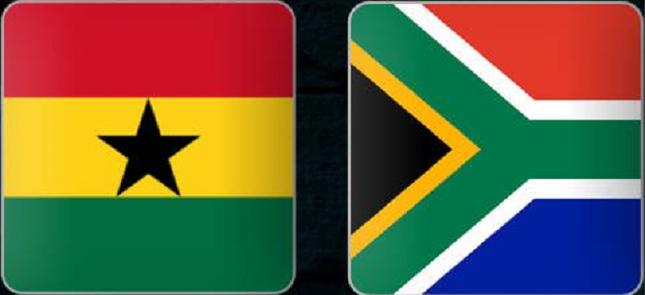 بث مباشر مباراة غانا وجنوب إفريقيا
