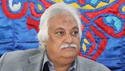 محمد سالم نائب رئيس الاتحاد العام لنقابات عمال مصر