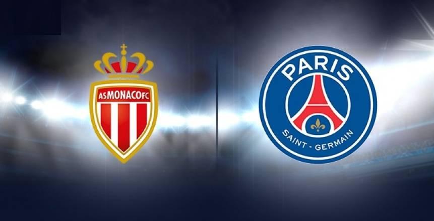 مباراة باريس سان جيرمان وموناكو