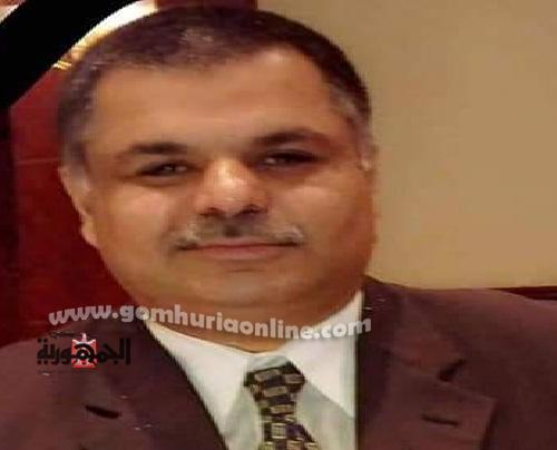 القتيل العراقى خالد ضياء العلكاوى