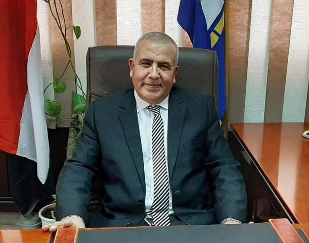 عادل عثمان وكيل وزارة التعليم بدمياط