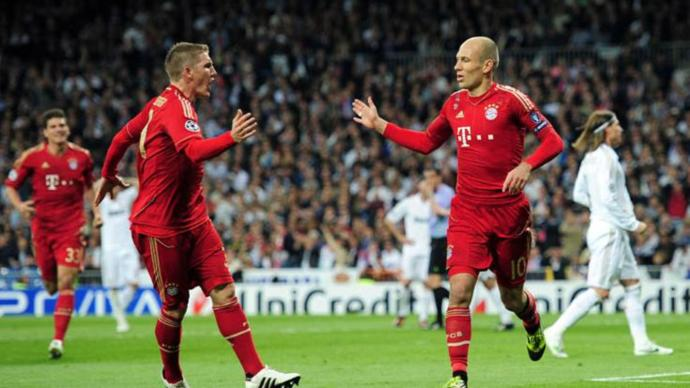 مشاهدة مباراة ريال مدريد وبايرن ميونخ