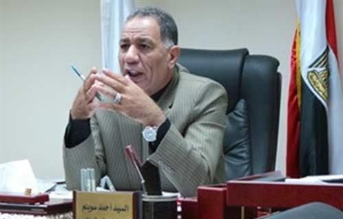 السيد احمد سويلم - وكيل وزارة التربية والتعليم بدمياط