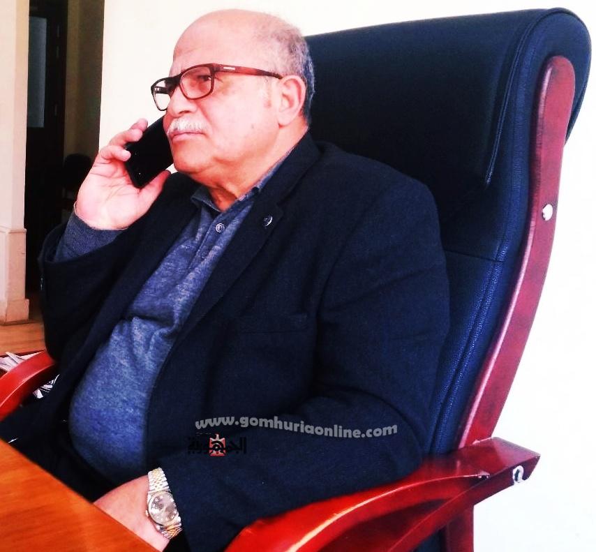 الدكتور هشام سعودي نقيب مهندسين أسكندرية