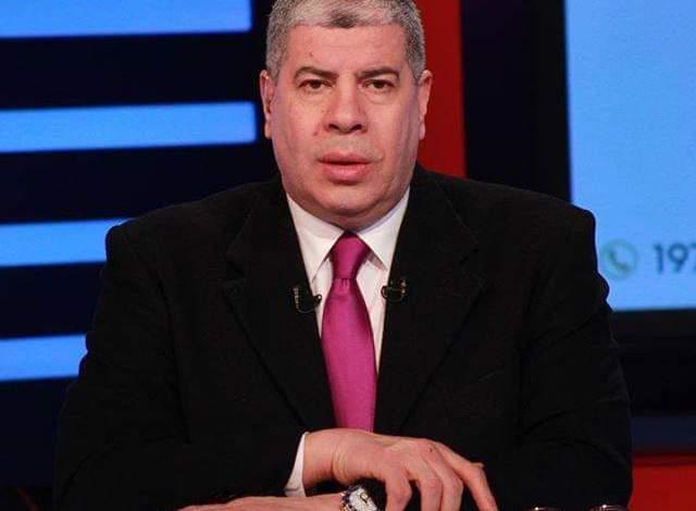 الاعلامى احمد شوبير
