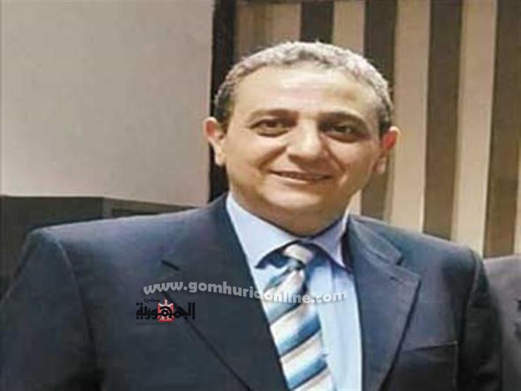اللواء اشرف الجندى مديرامن الاسكندرية