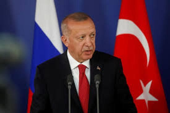 اردوغان   سندافع بحزم عن حقوق القبارصة الأتراك
