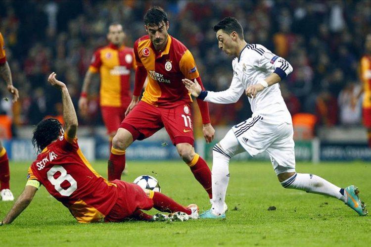 مشاهدة مباراة ريال مدريد وجالطة سراي