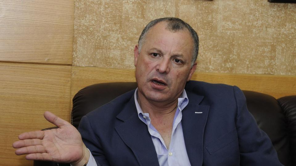 هاني أبو ريدة رئيس اتحاد كرة القدم المصري