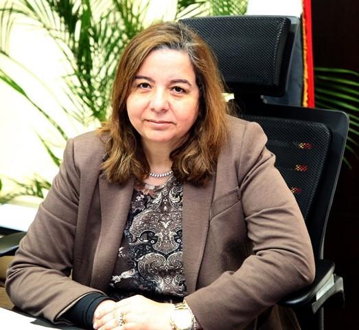 مى عبد الحميد، الرئيس التنفيذى لصندوق الإسكان الاجتماعى