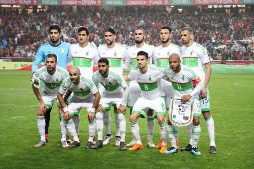 مشاهدة مباراة الجزائر وجامبيا