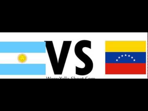 بث مباشر مباراة الأرجنتين VS فنزويلا