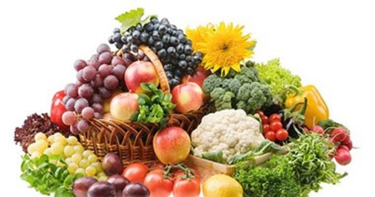 تنظيف الخضر والفاكهة