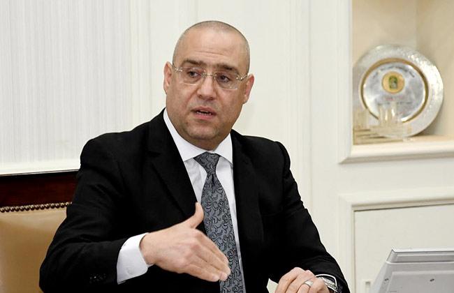 الدكتور عاصم الجزار، وزير الاسكان
