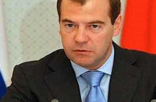 رئيس الوزراء الروسى