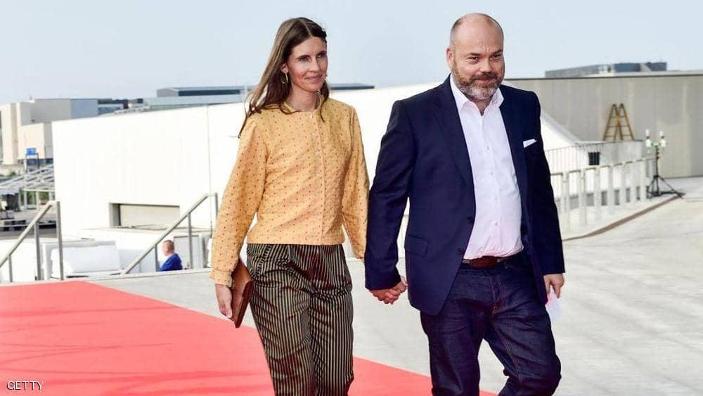الملياردير الدنماركي آندرس هولش بولسن