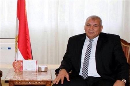 اللواء محمد الزملوط محافظ الوادي الجديد
