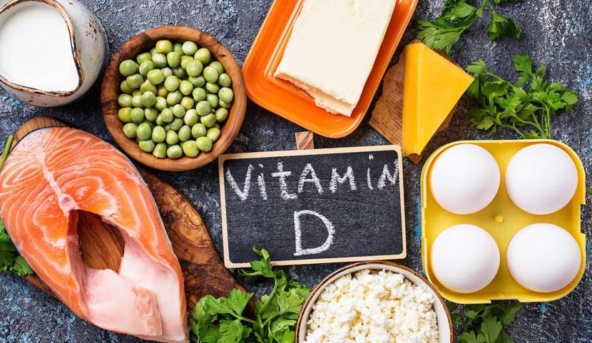 اطعمة تعوض فيتامين د