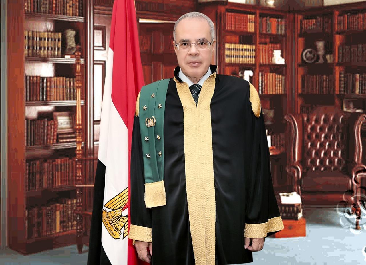 المستشار بدري عبد الفتاح بدري رئيس محكمة استئناف القاهرة
