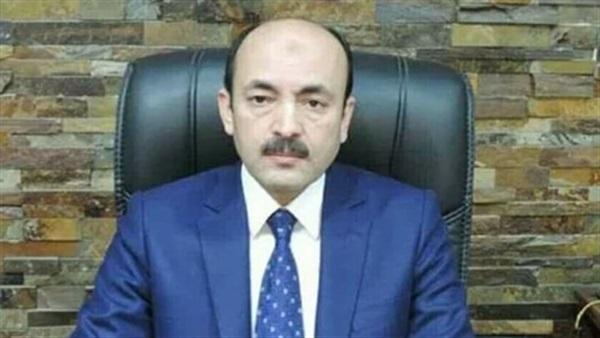 اللواء علاء سليم مدير مصلحه الامن العام