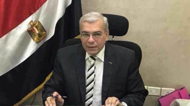 طه عجلان وكيل وزارة التربية والتعليم بالقليوبية