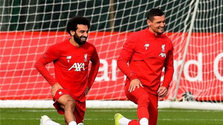 مشاهدة حصرية مباراة ليفربول ضد وجينك