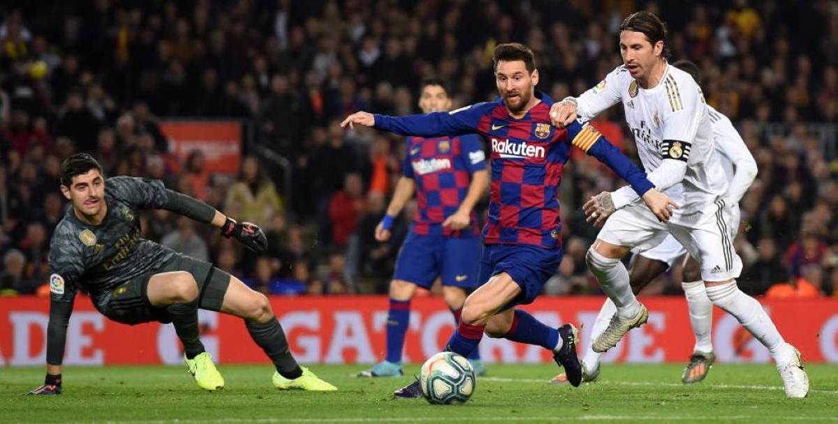 مباراة برشلونة وريال مدريد .. الموعد والتشكيل المتوقع لمباراة الكلاسيكو في الدوري الإسباني
