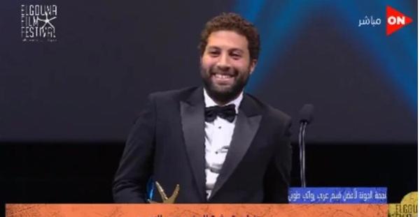 عمر الزهيرى مخرج فيلم