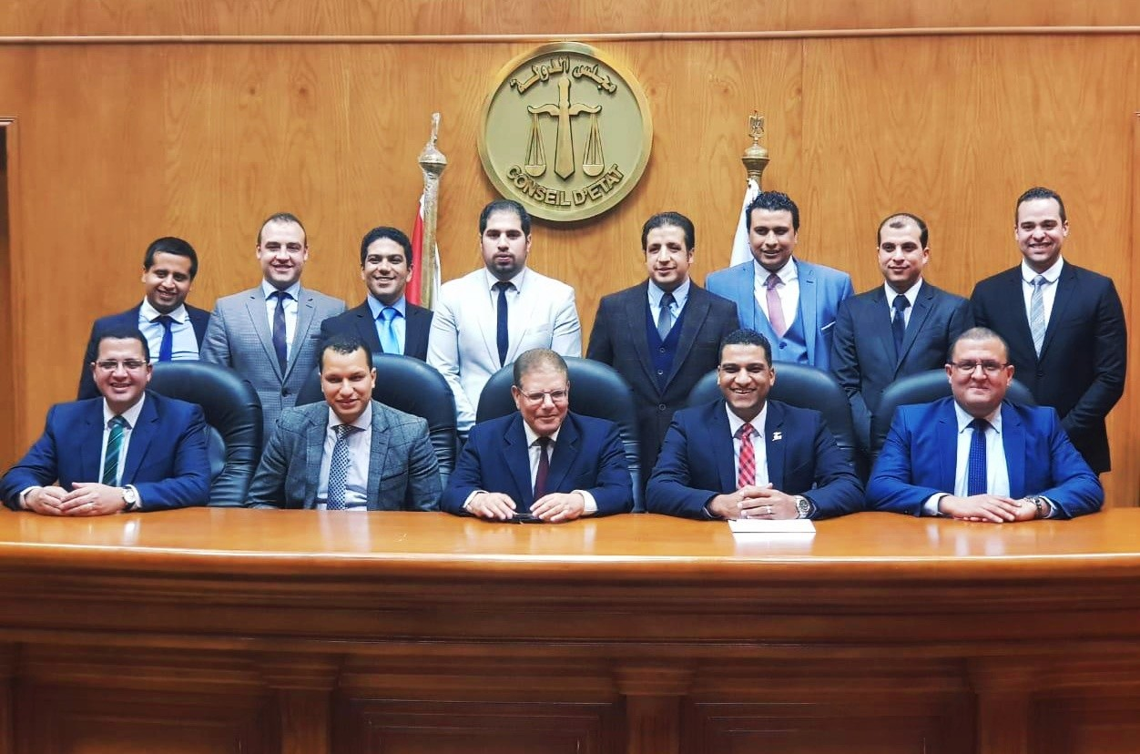 مجلس الإدارة الفائز بالأنتخابات