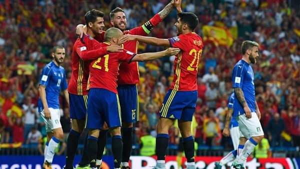 بث مباشر مباراة أسبانيا والنرويج