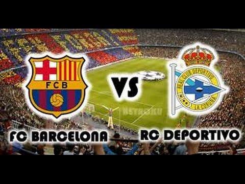 برشلونة وديبورتيفو الافيس