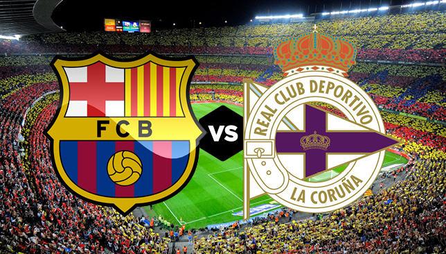 مشاهدة مباراة برشلونة والافيس