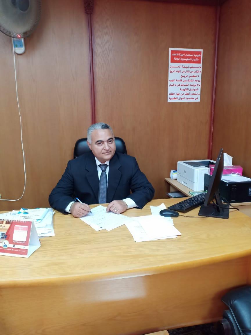 الدكتور مصطفى عبد السلام