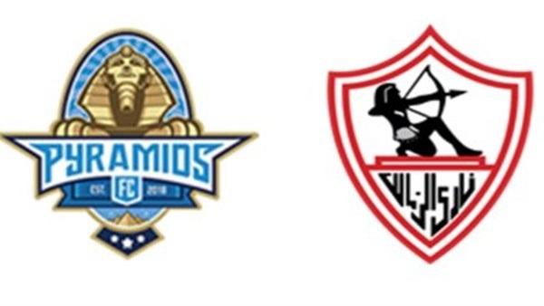 مشاهدة مباراة الزمالك وبيراميدز بث مباشر 23-4-2019 الدوري المصري