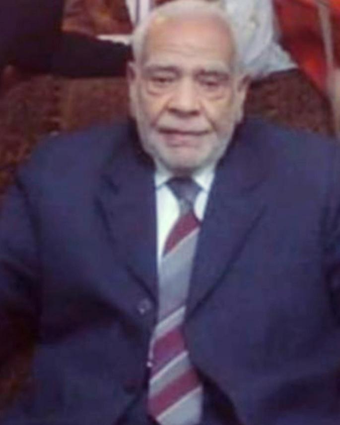 المرحوم المستشار أنور محفوظ رئيس مجلس الدولة الأسبق