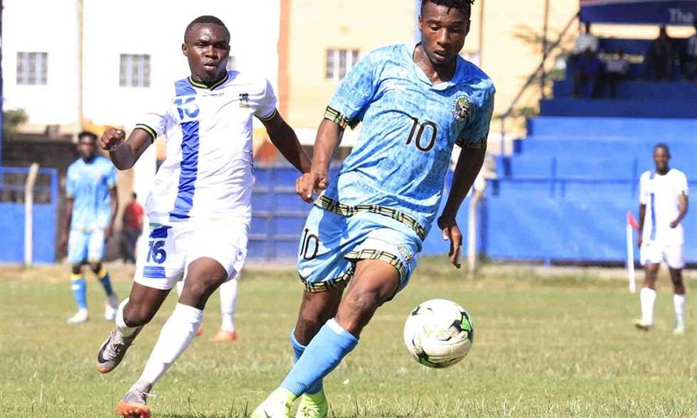 مباراة تنزانيا و زنجبار - وكالات