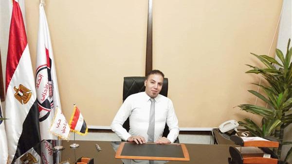 محمد مجدي أمين لجنة الإعلام