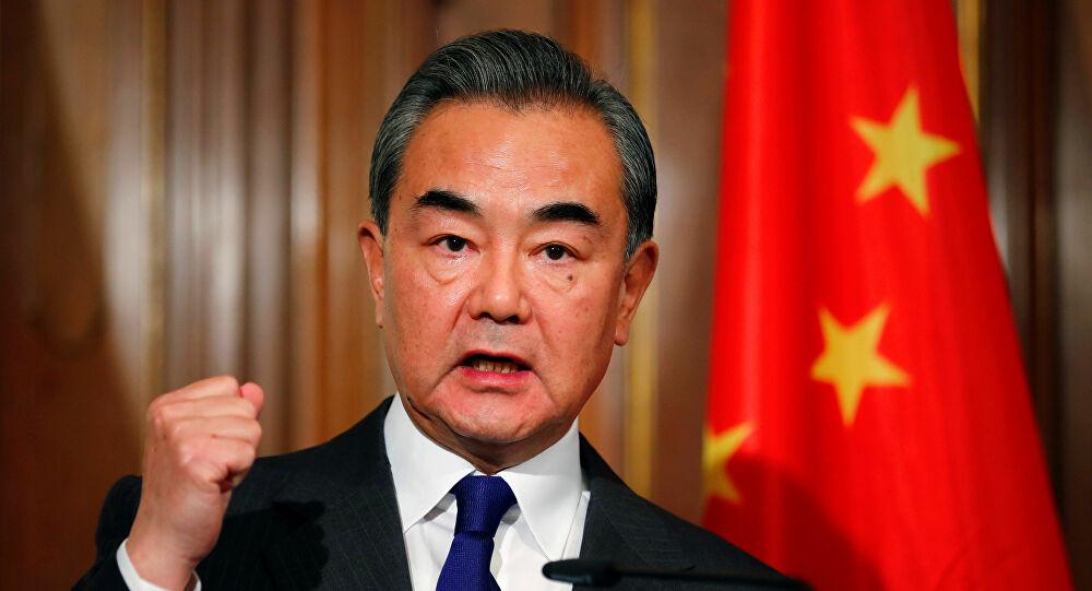 وانج يي وزير خارجية الصين