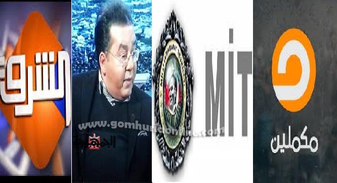 مؤامرة العميل ايمن نورالاخيرة ضد مصر