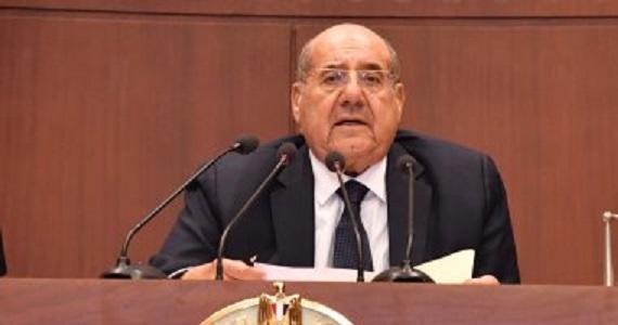 المستشار عبدالوهاب عبدالرازق - رئيس مجلس الشيوخ