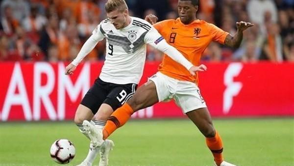 مشاهدة مباراة المانيا ضد هولندا
