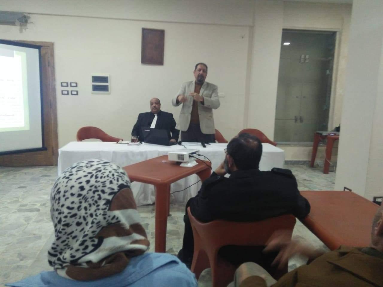 المهندس مجدى عبدالله يتحدث عن مخاطر الأنترنت