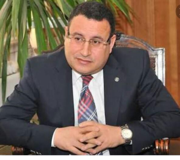الدكتور عبدالعزيز قنصوه محافظ الإسكندرية